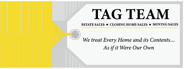Tag Team Toledo Estate Sales Logo